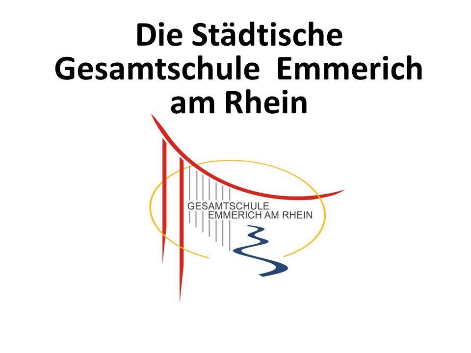 Die Städtische Gesamtschule Emmerich am Rhein