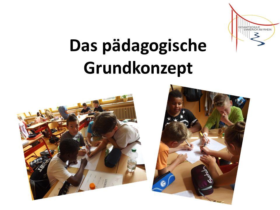 Das pädagogische Grundkonzept