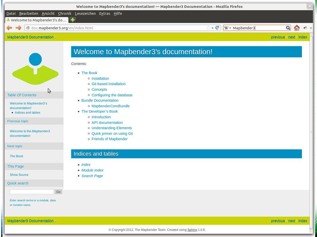Mapbender3 nimmt Fahrt auf! Astrid Emde FOSSGIS 2013 Rapperswil 29 /