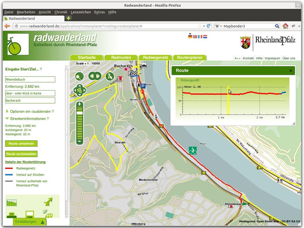 Mapbender3 nimmt Fahrt auf! Astrid Emde FOSSGIS 2013 Rapperswil 7 /