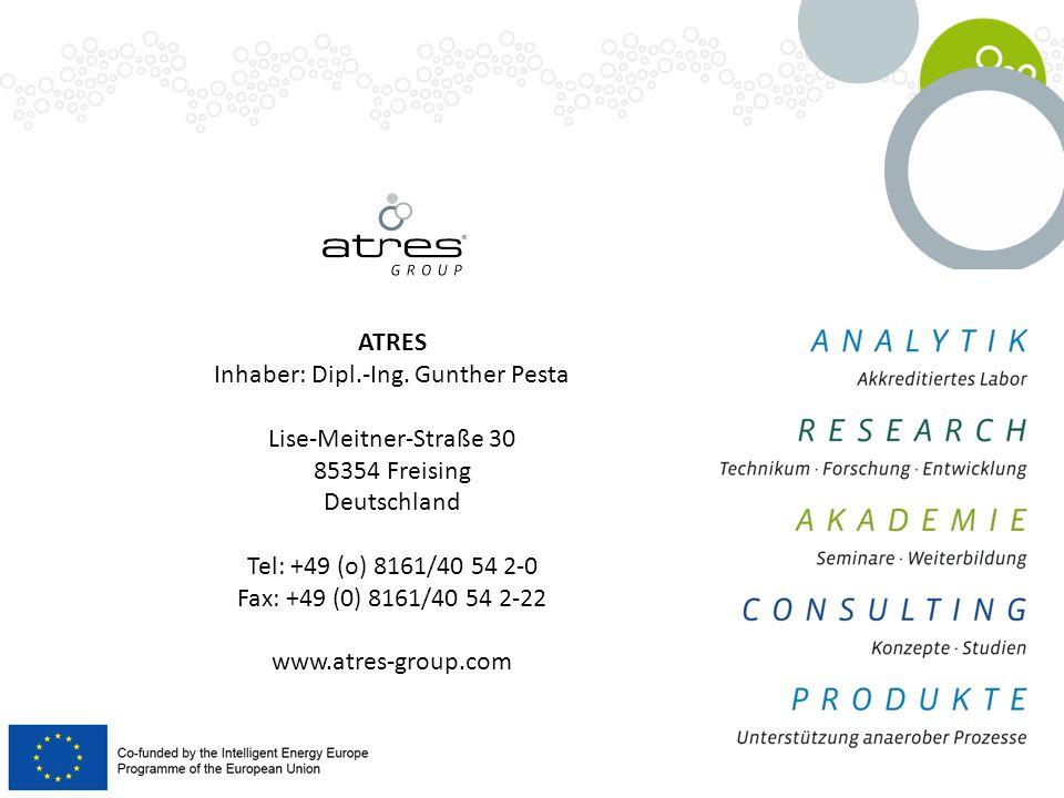 ATRES Inhaber: Dipl.-Ing.