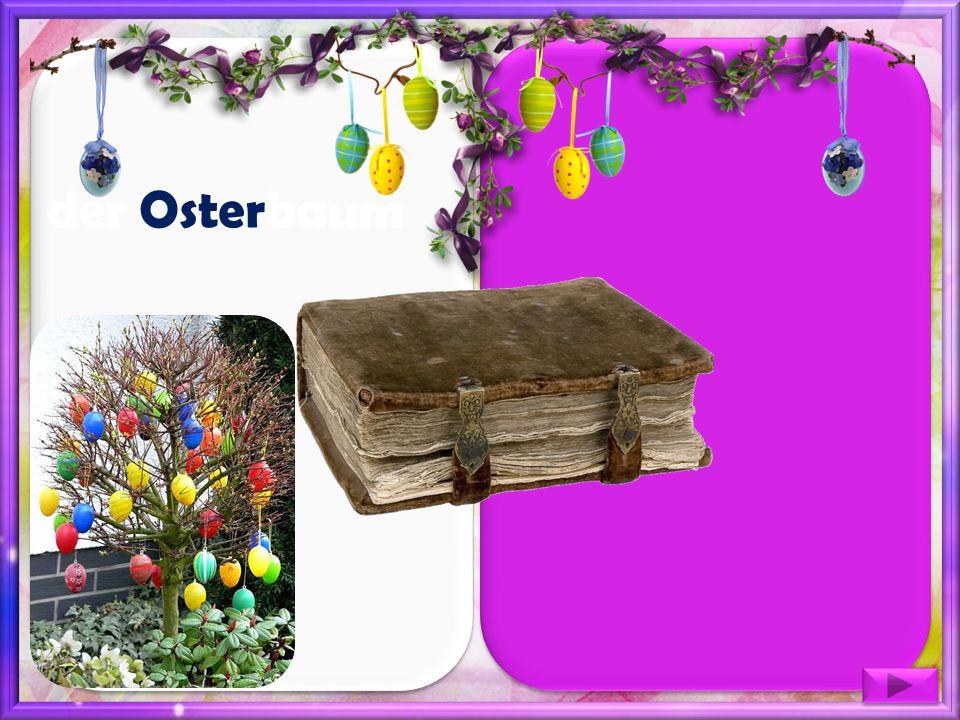 das der Osterbaum