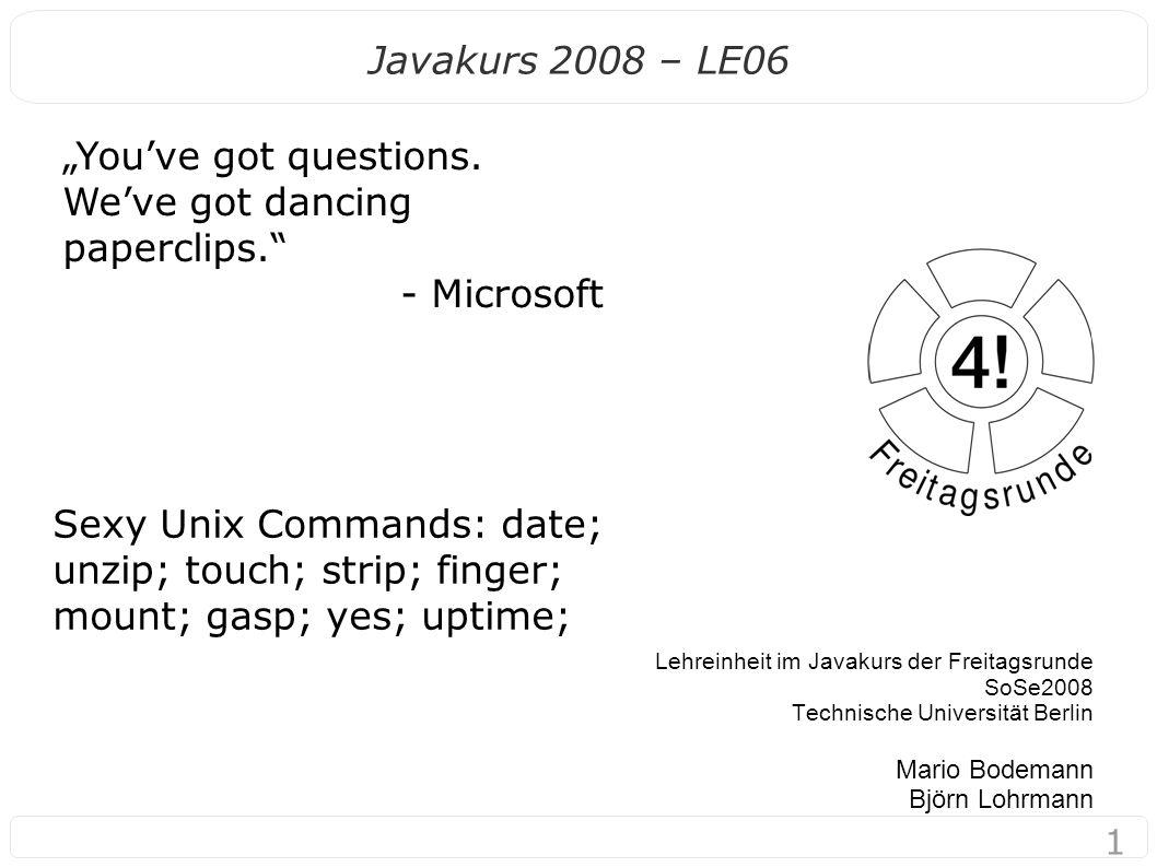 32 Übersicht Wiederholung Java Packages Vererbung Kapselung Revisited toString() equals()