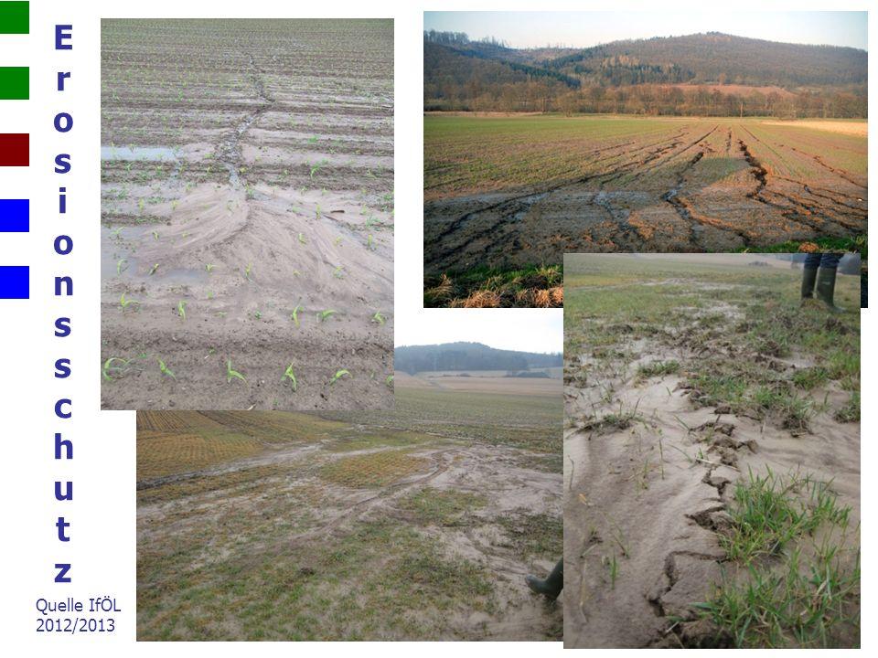 Grundlegendes Ziele des Zwischenfruchtanbaus: 1.Boden- und Gewässerschutz Verringerung der Nitratauswaschung Vermeidung von Bodenerosion und Oberflächenabfluss (Nährstoffeinträge in Oberflächengewässer) Verbesserung der Bodenstruktur (Bodenfruchtbarkeit) 2.Gründüngung (Bodenbedeckung, Humusanreicherung) 3.Futternutzung und Biogasproduktion