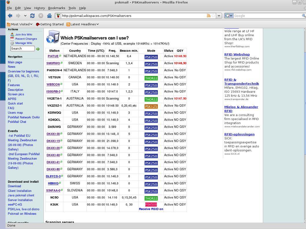31 Frequenz wiki