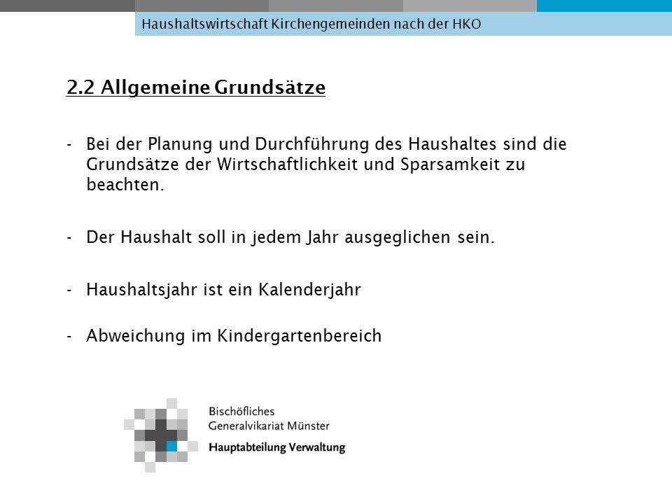 Ziele der Schlüsselzuweisungsordnung II.