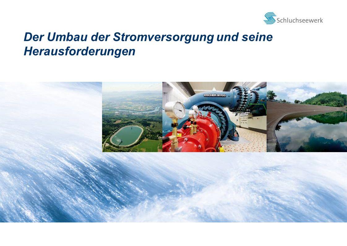 Kenndaten PSW Atdorf Anzahl Maschinensätze 6 Leistungsbereich Turbinenbetrieb 60 bis 1400 MW Leistungsbereich Pumpbetrieb 160 bis 1400 MW Durchflussmengen (Pump / Turbinenbetrieb) ca.
