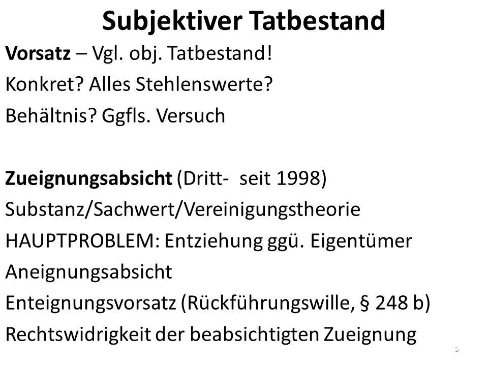 § 244 I Nr.3 - Karriere eines Deliktes: WohnungseinbruchsD Bis 1998 in § 243 I 2 Nr.