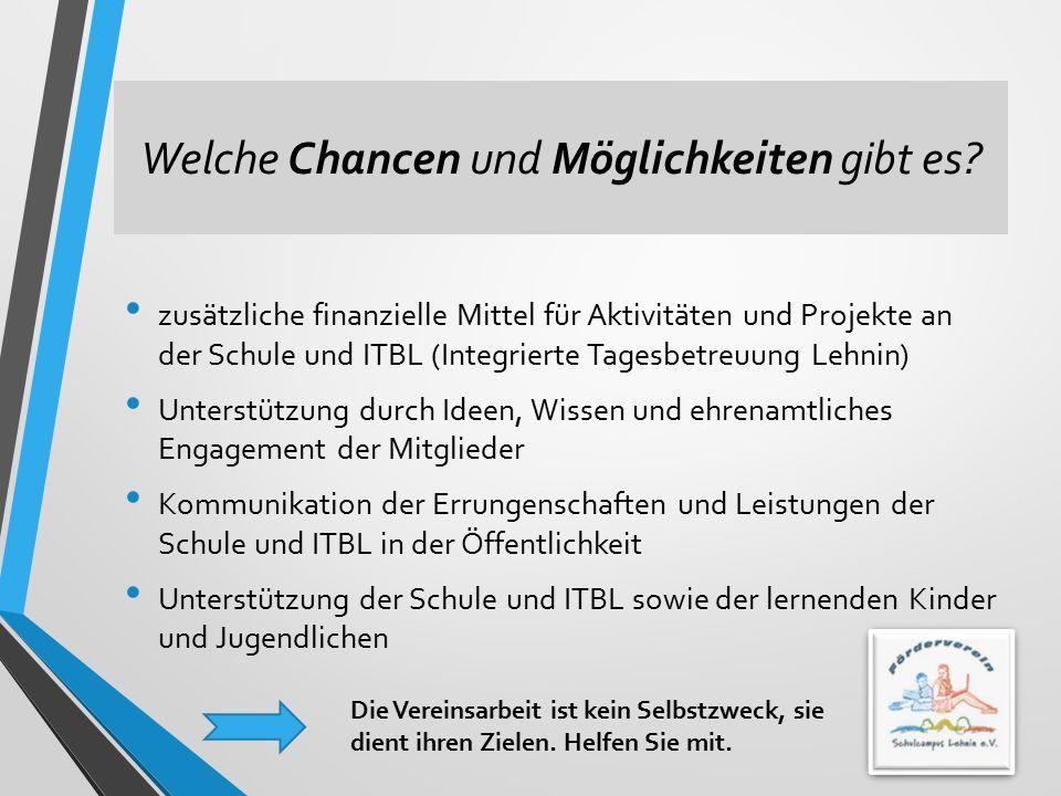 Ihre Ansprechpartner und Erreichbarkeit des Fördervereins Schulcampus Lehnin e.V.