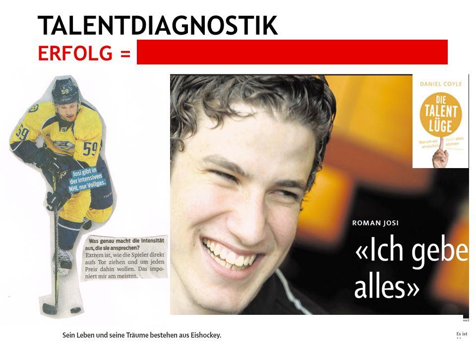 Swiss Ice Hockey Federation KARRIEREPLANUNG OHNE ELTERN LÄUFT NICHTS...