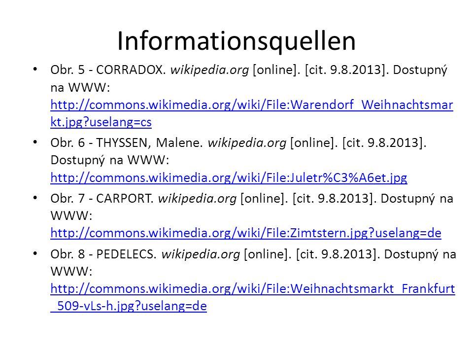 Informationsquellen Obr. 5 - CORRADOX. wikipedia.org [online].
