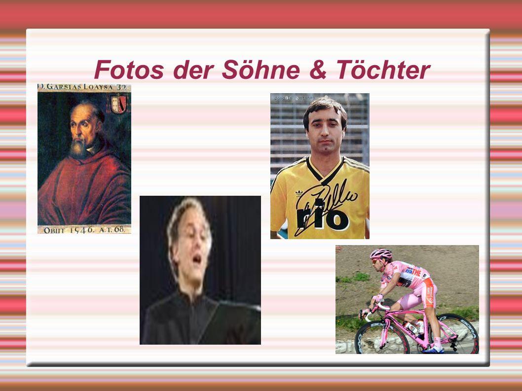 Fotos der Söhne & Töchter