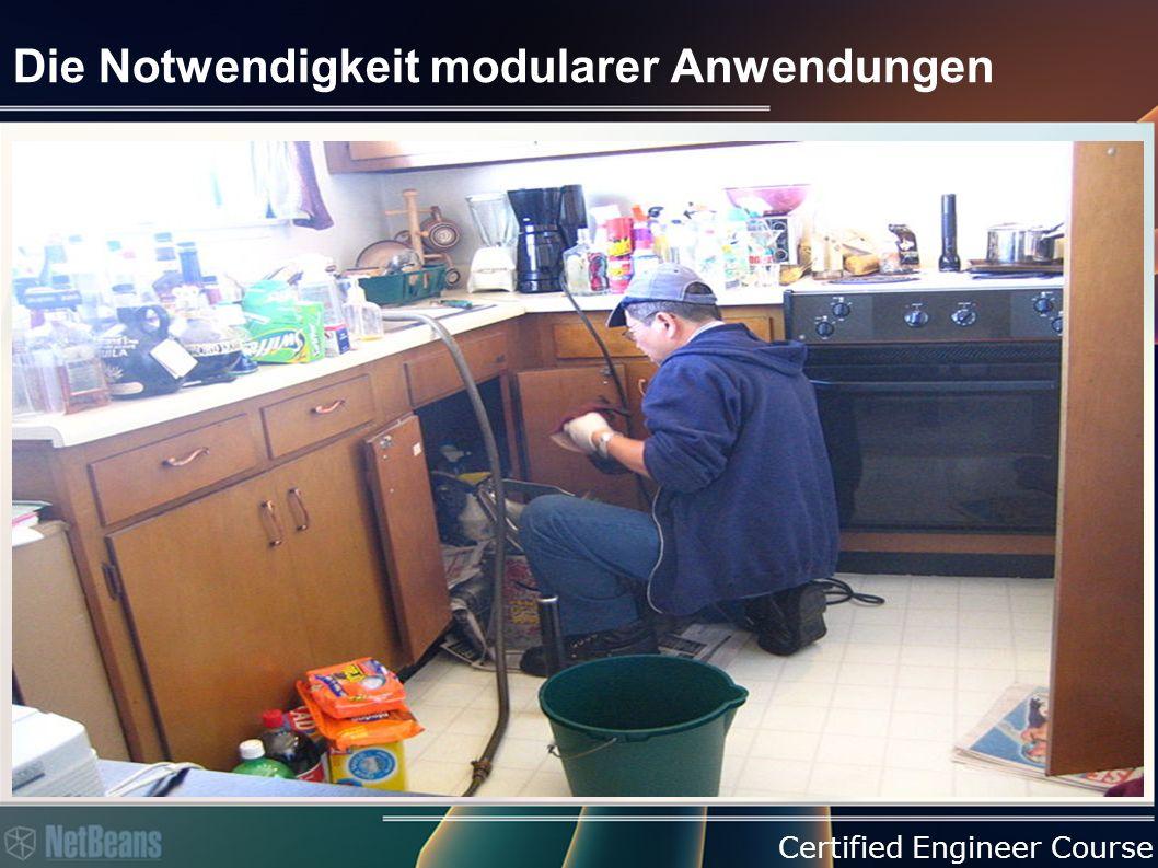 Certified Engineer Course Was macht ein Runtime Container.