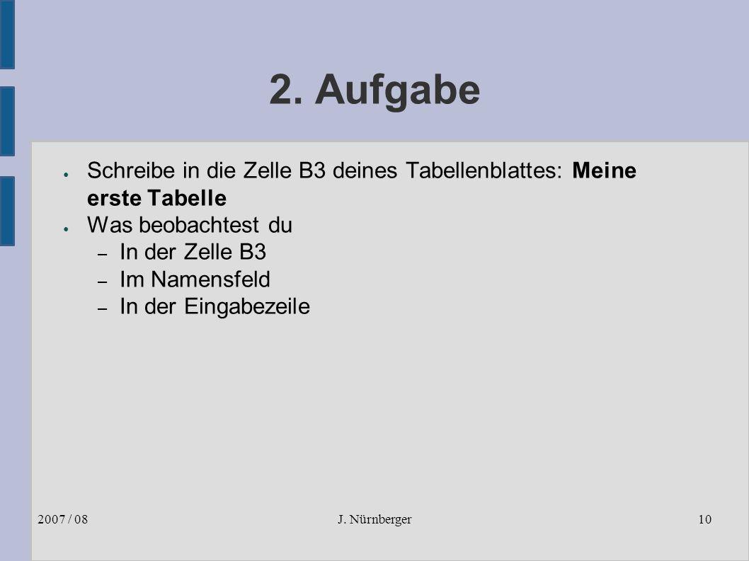 J. Nürnberger2007 / 0810 2.