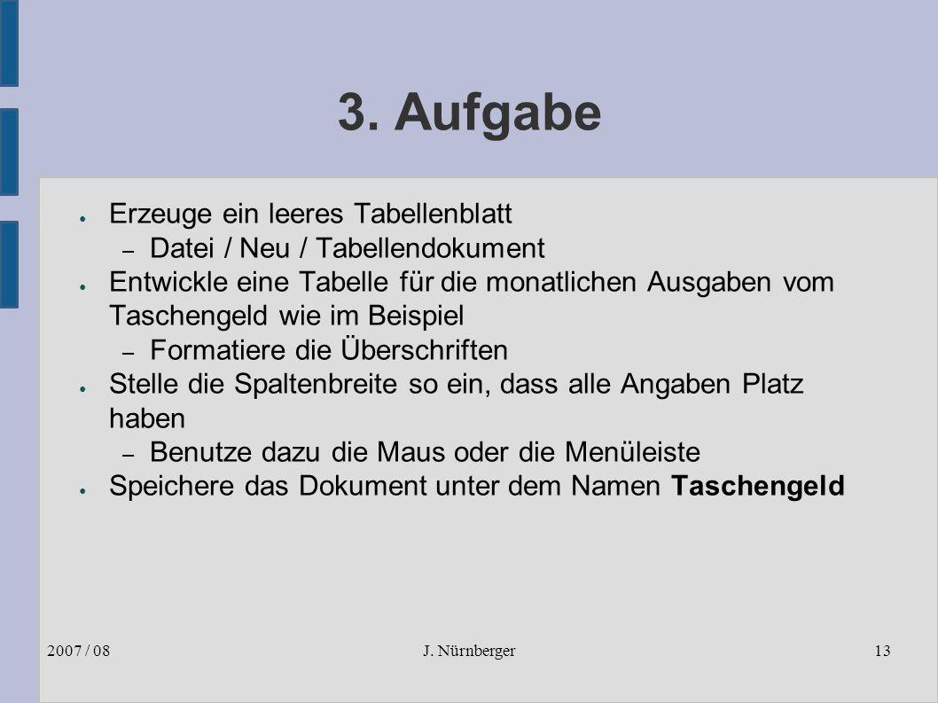 J. Nürnberger2007 / 0813 3.