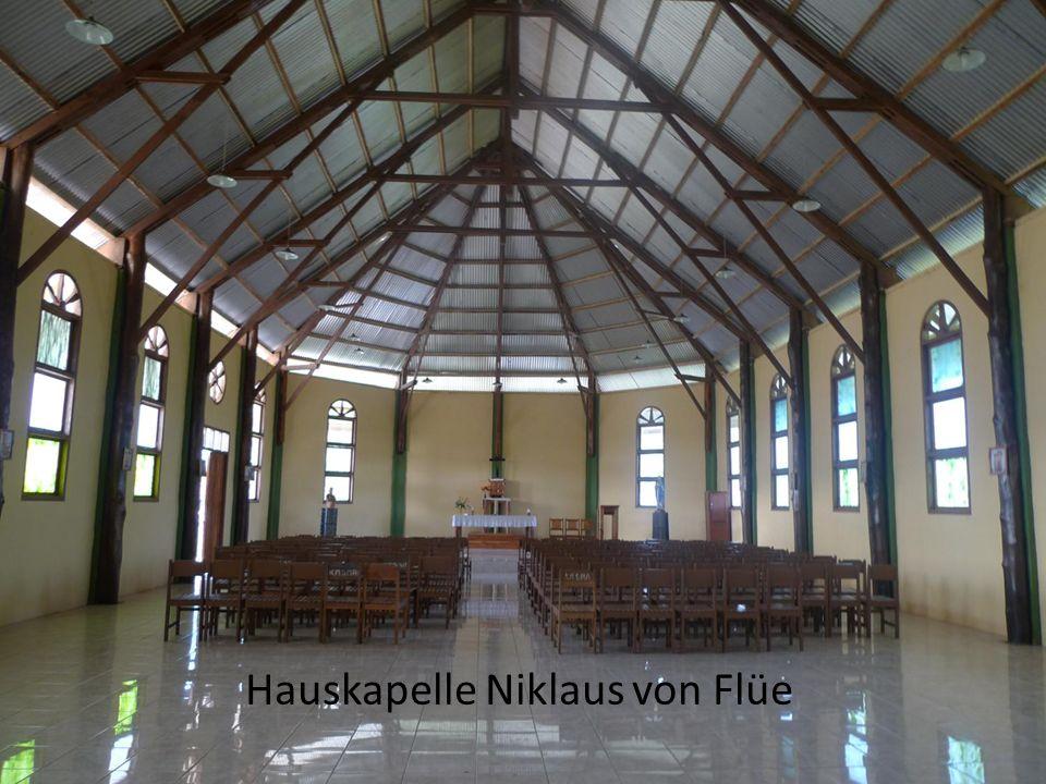 Hauskapelle Niklaus von Flüe