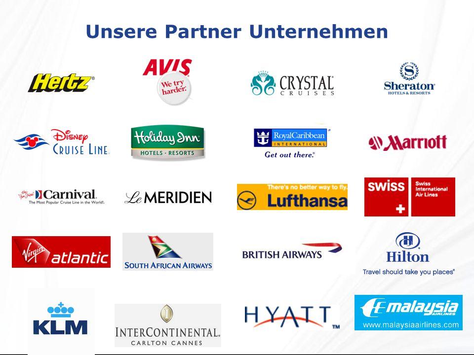 Unsere Partner Unternehmen