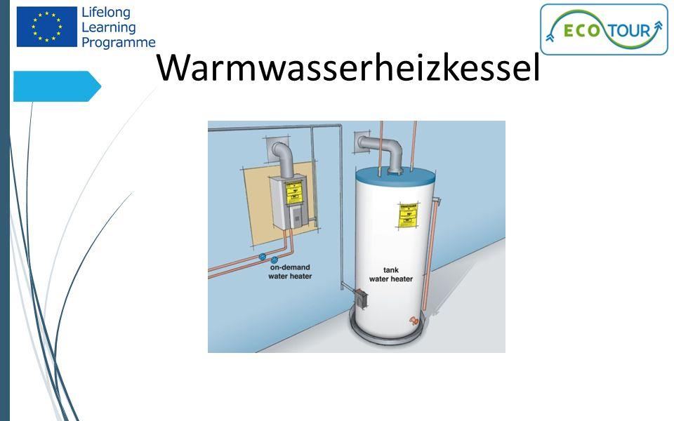 Warmwasserheizkessel 11