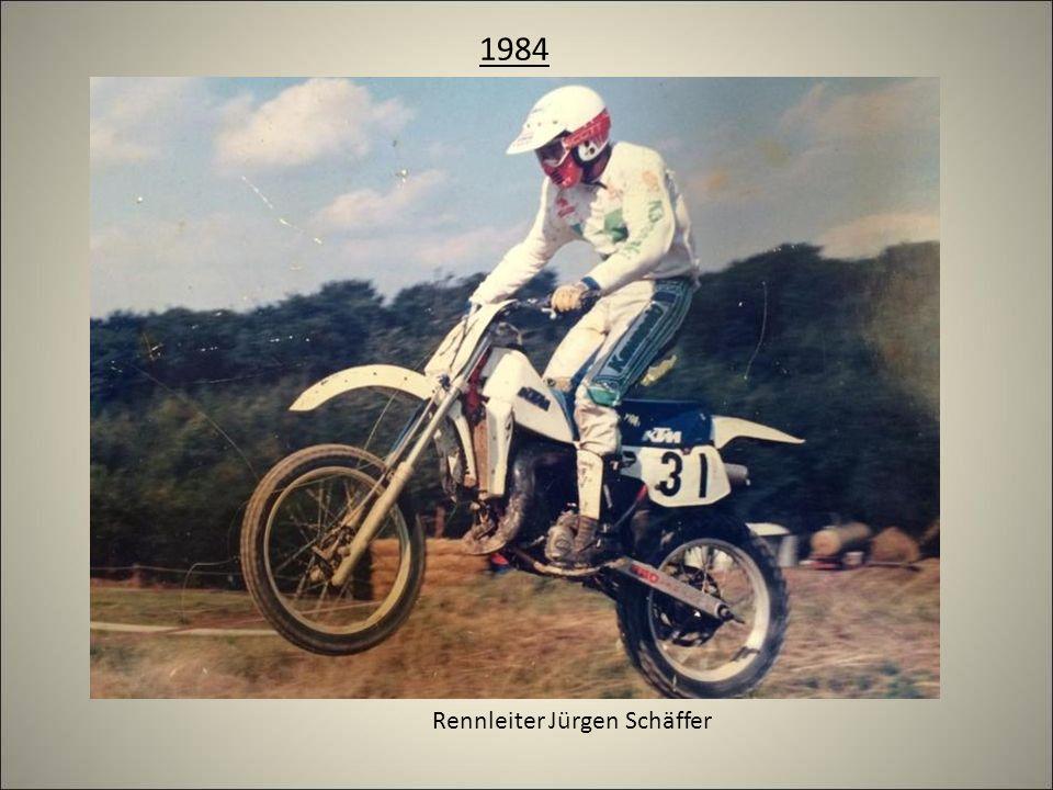 1984 Rennleiter Jürgen Schäffer