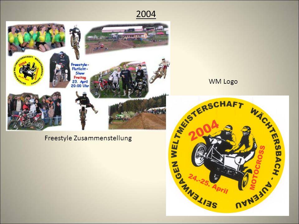 2004 Freestyle Zusammenstellung WM Logo