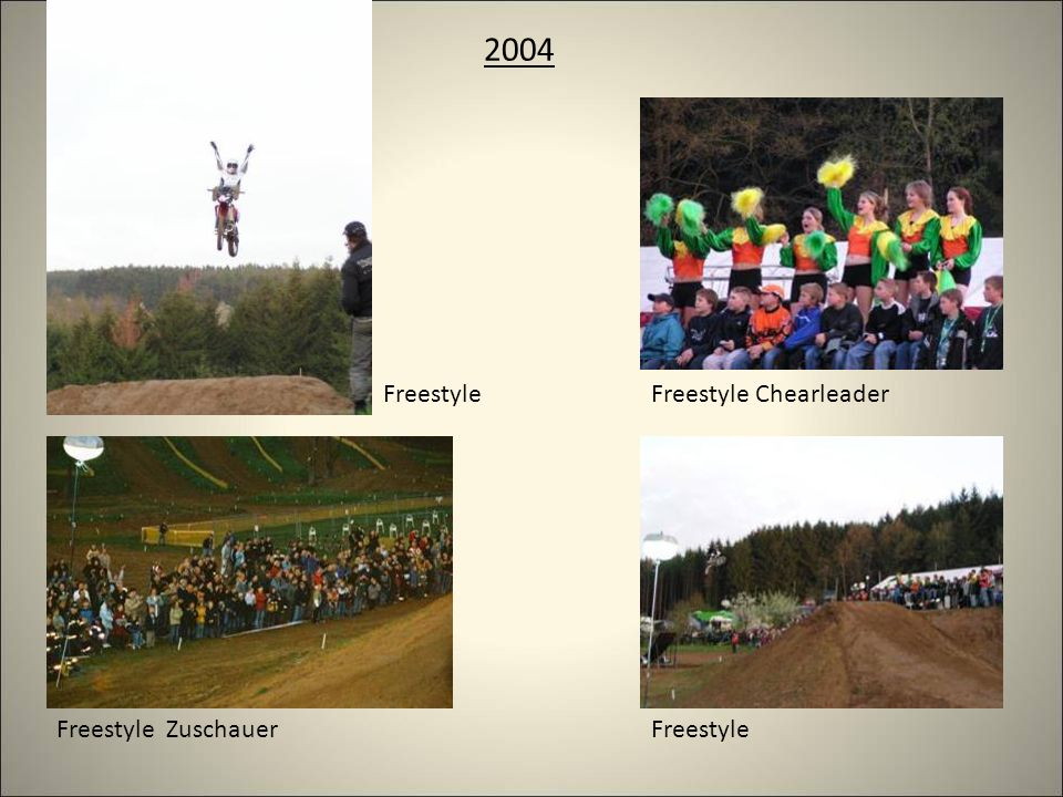 2004 Freestyle Chearleader Freestyle Zuschauer Freestyle