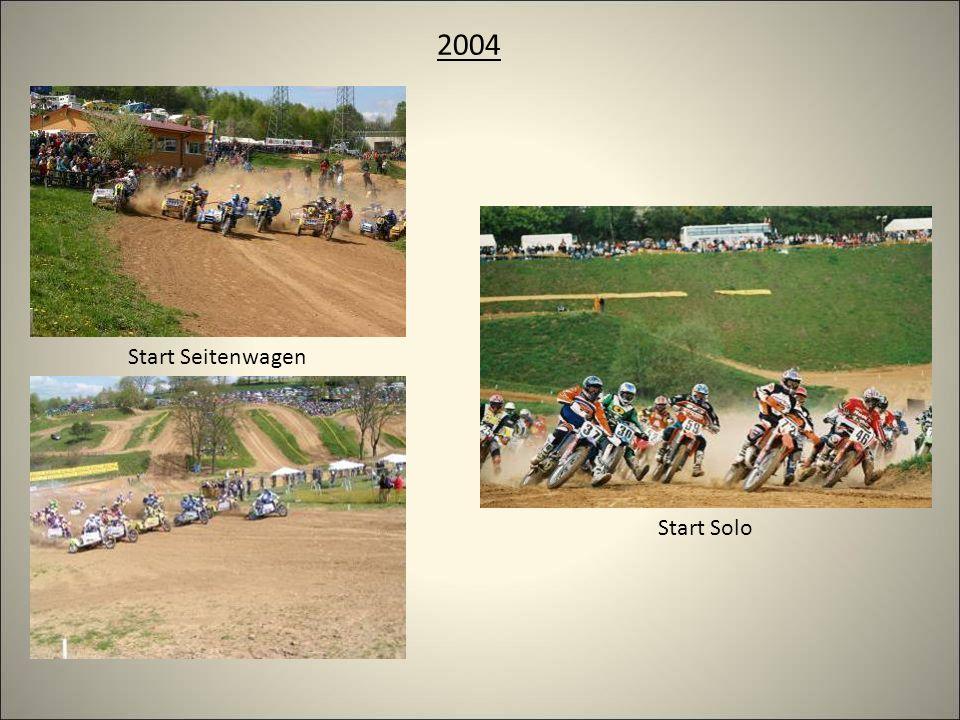 2004 Start Seitenwagen Start Solo