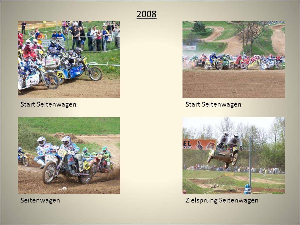 2008 Start Seitenwagen SeitenwagenZielsprung Seitenwagen