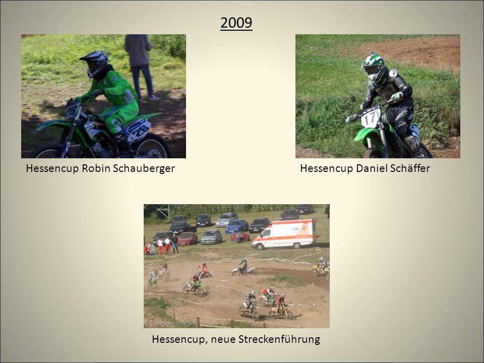 2009 Hessencup, neue Streckenführung Hessencup Daniel SchäfferHessencup Robin Schauberger