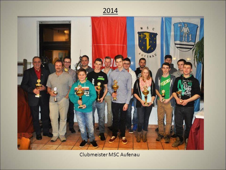 2014 Clubmeister MSC Aufenau