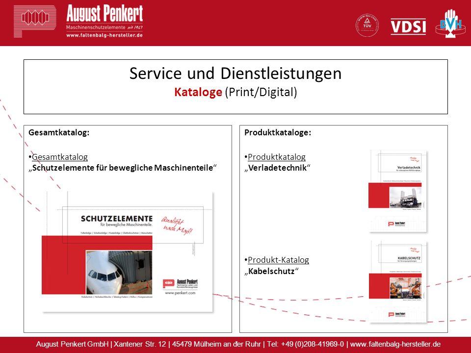 x August Penkert GmbH | Xantener Str.