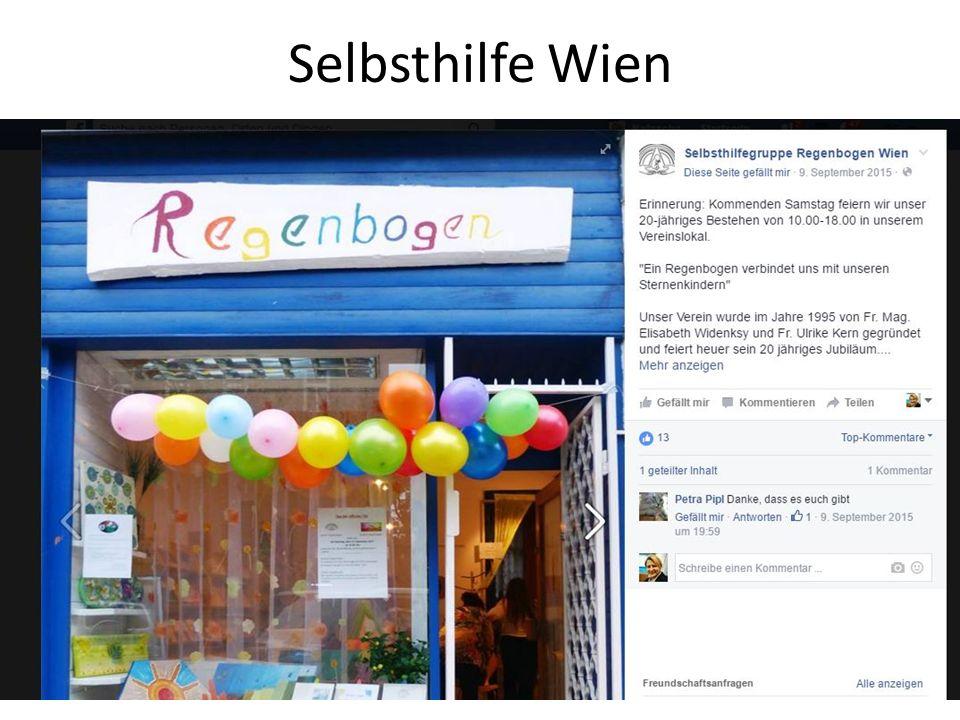 Selbsthilfe Wien