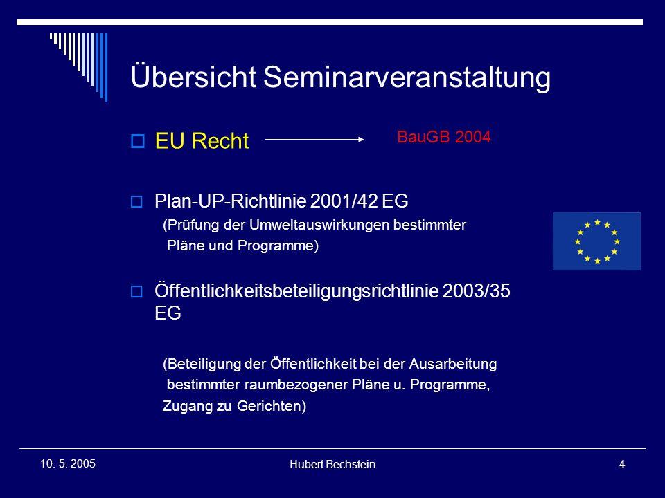 Hubert Bechstein15 10.5.