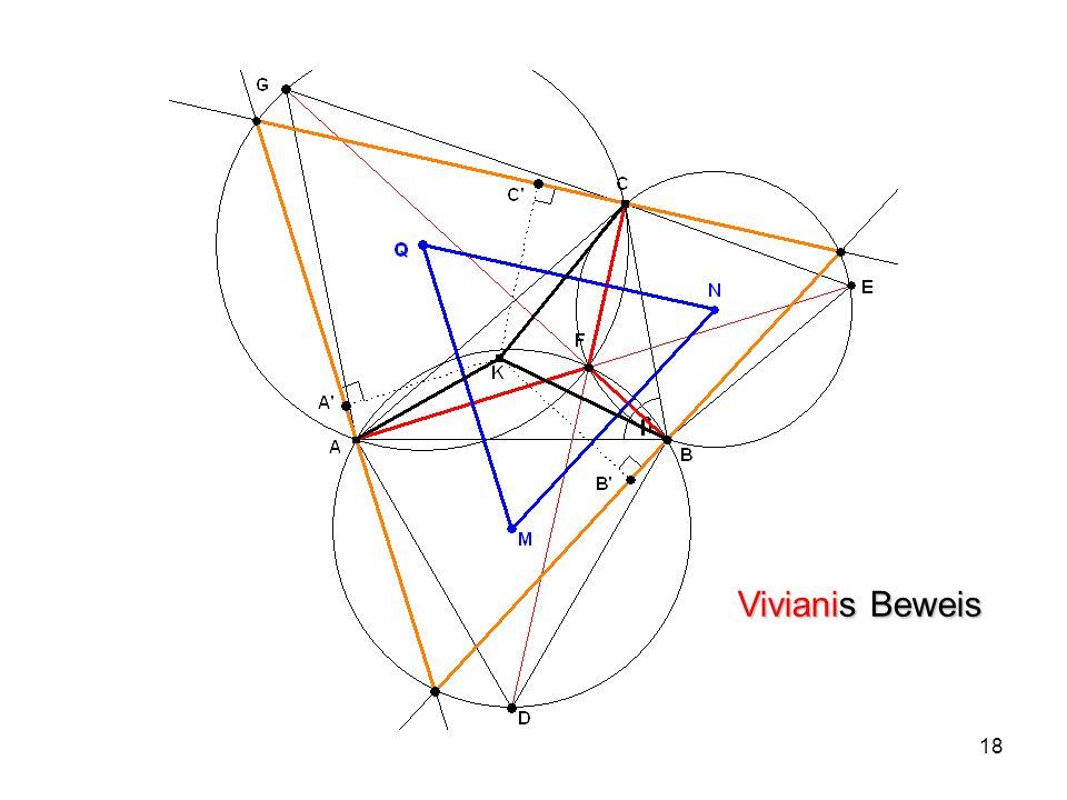 18 Vivianis Beweis