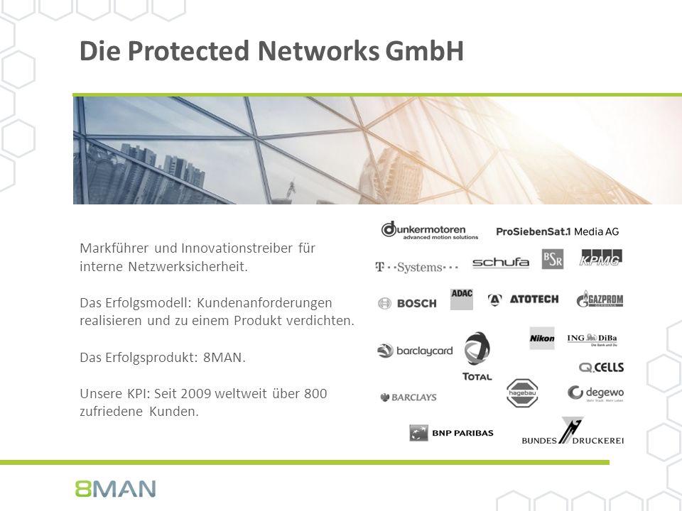 Markführer und Innovationstreiber für interne Netzwerksicherheit.