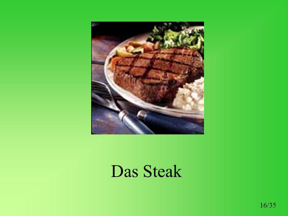 Das Steak 16/35