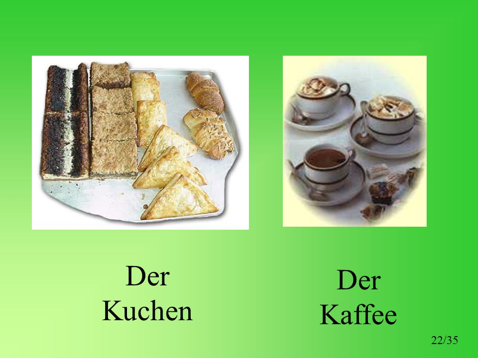 Der Kuchen Der Kaffee 22/35
