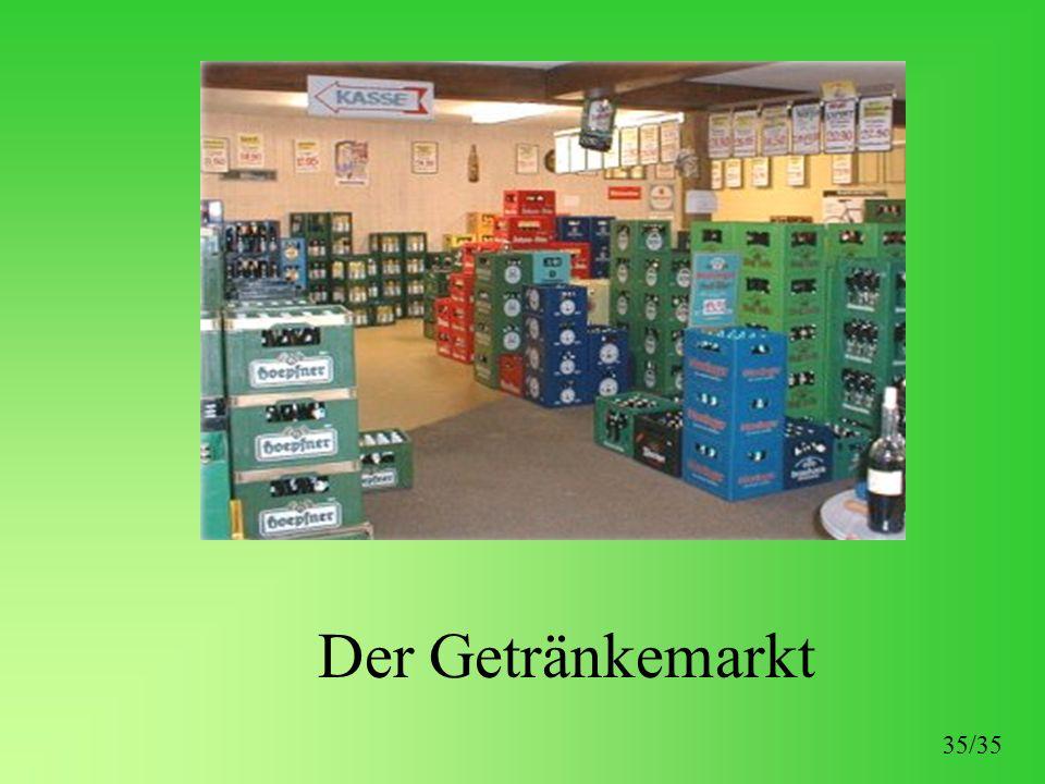 Der Getränkemarkt 35/35