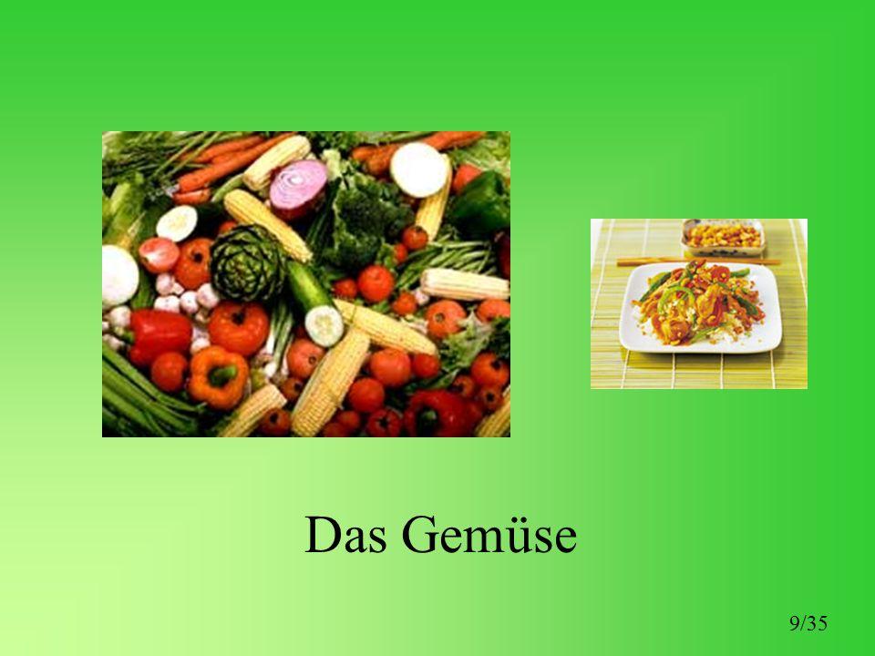 Das Gemüse 9/35