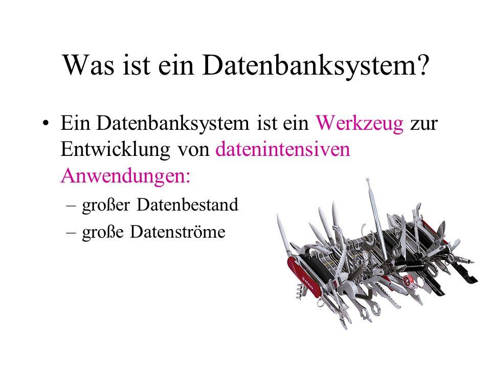 Paralleles Datenbanksystem Application- Server Application- Server PC DB1DB2DB3
