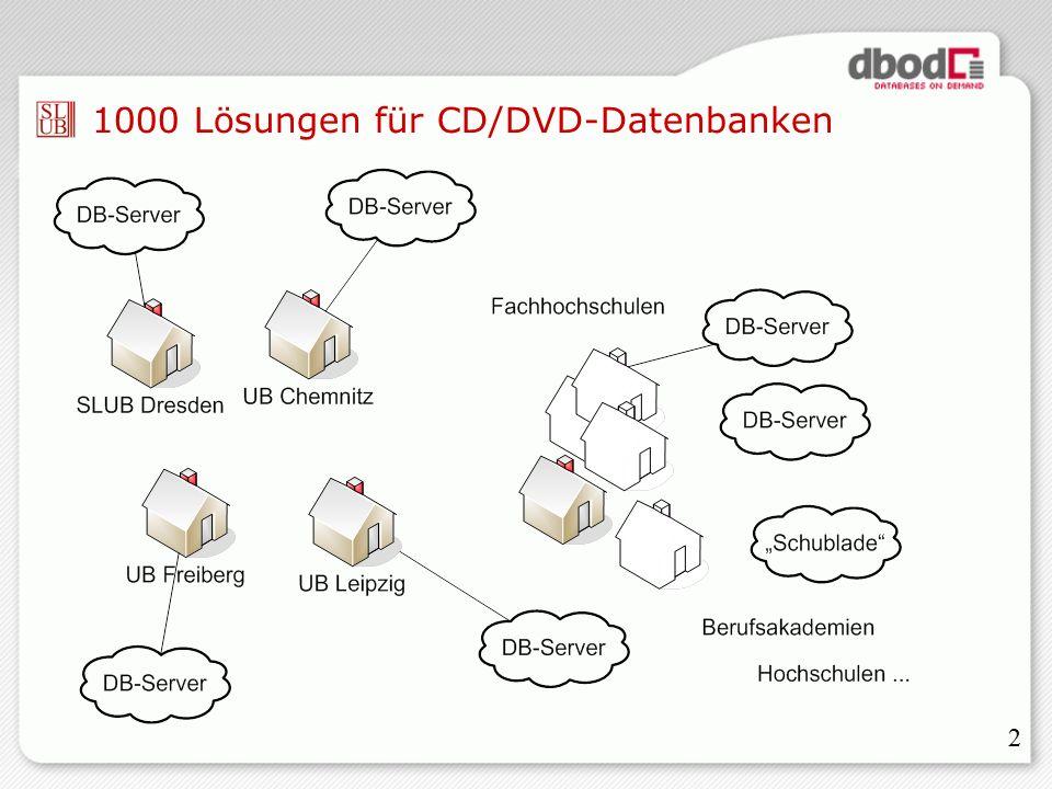 3 DBoD: Eine zentrale Lösung für Sachsen