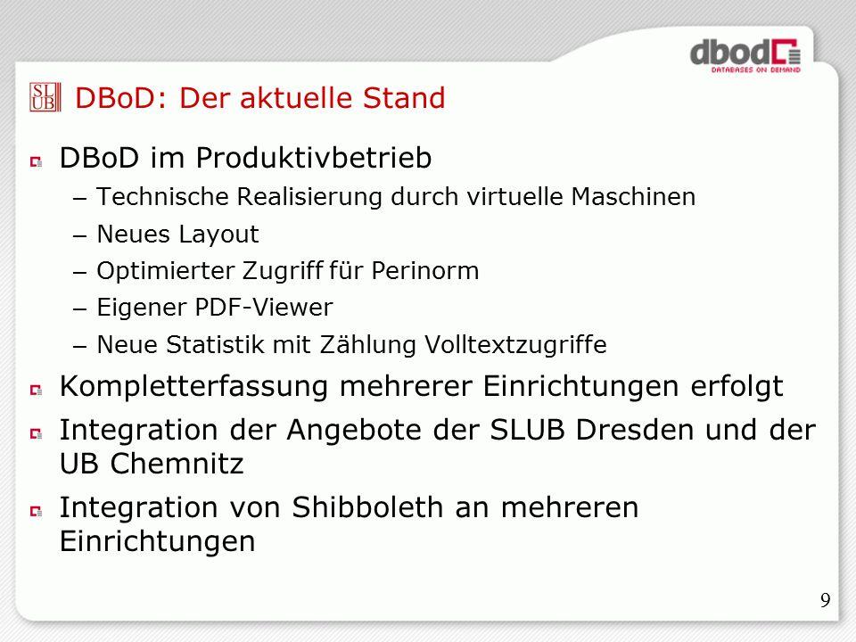 10 Shibboleth in Sachsen
