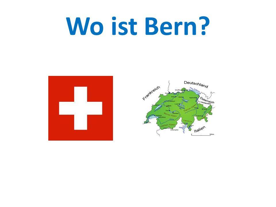 Wo ist Bern?