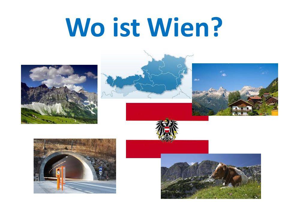 Wo ist Wien?