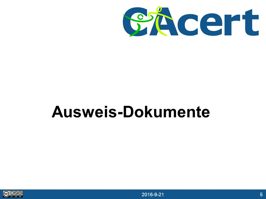 5 21.09.2016 Ausweis-Dokumente