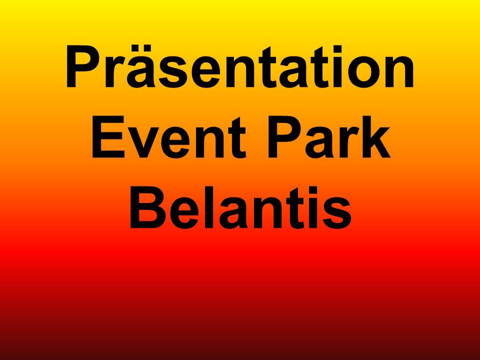 Präsentation Event Park Belantis