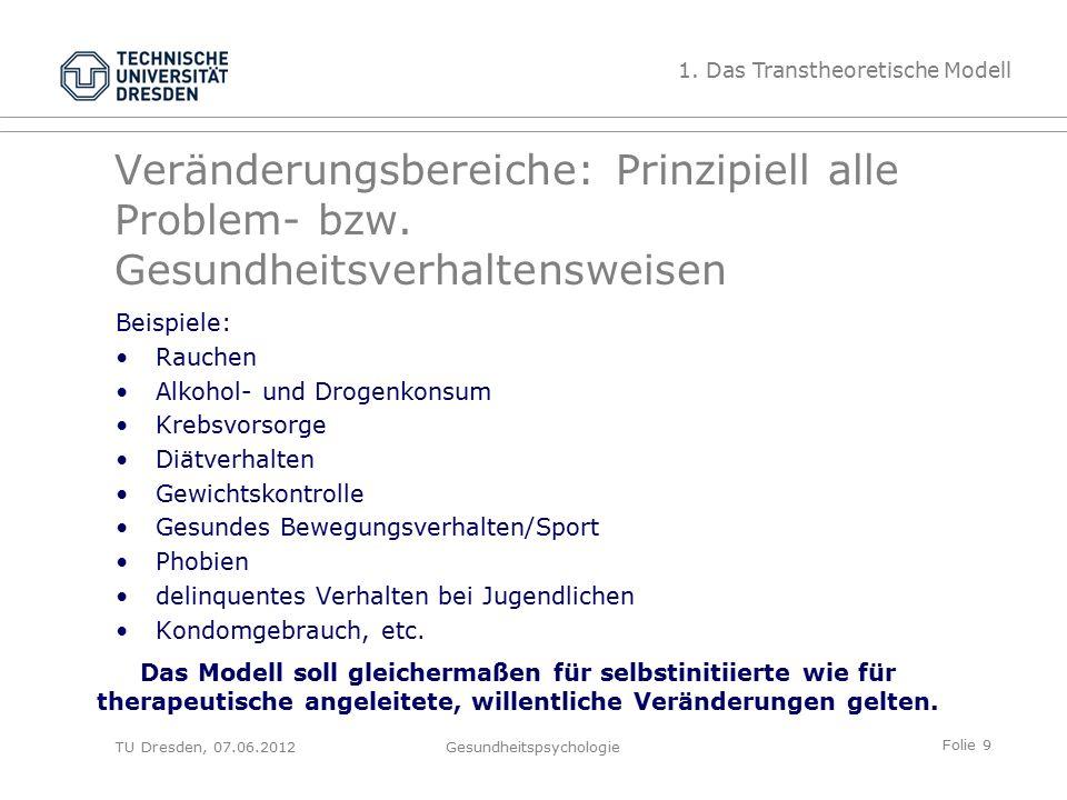 """Folie 50 TU Dresden, 07.06.2012Gesundheitspsychologie Prinzipien des Motivational Interviewing (V) (Miller & Rollnick, 1991) Beispiel: """"Ich trinke am Abend ein, zwei Bier."""