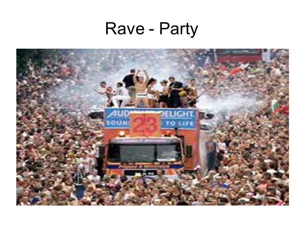 Rave - Party