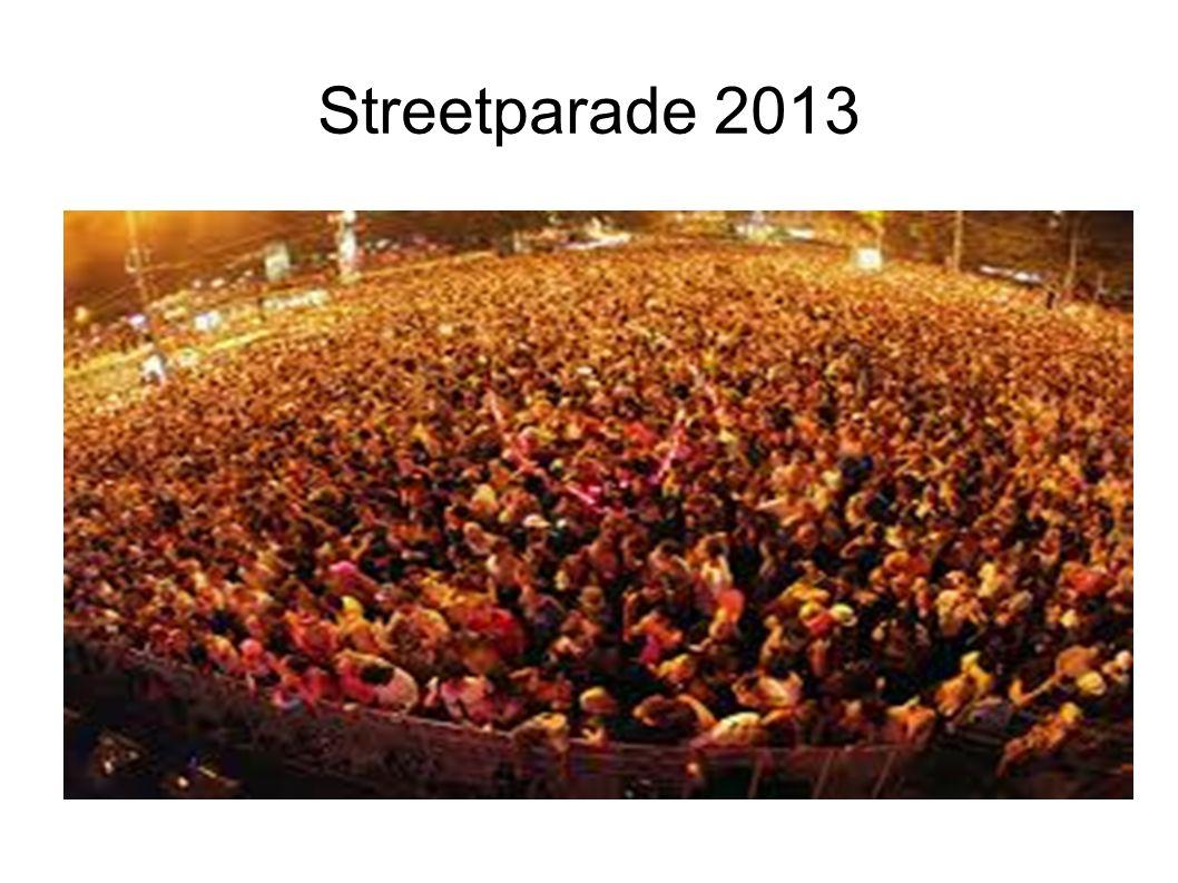 Streetparade 2013