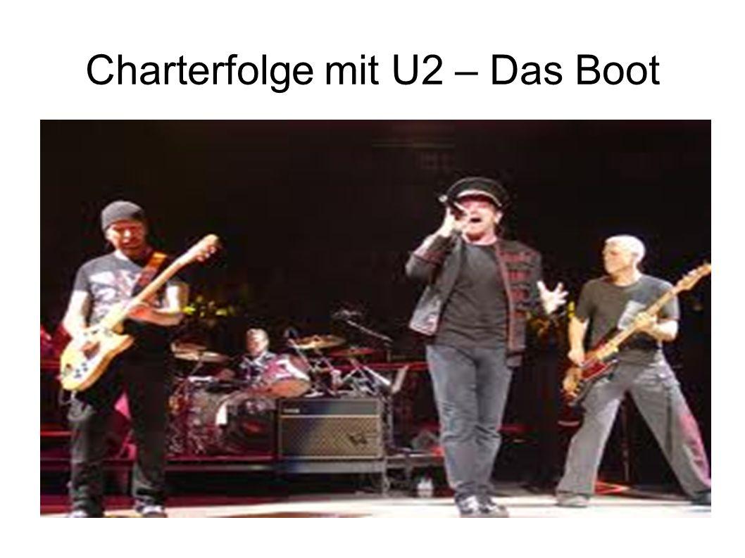 Charterfolge mit U2 – Das Boot