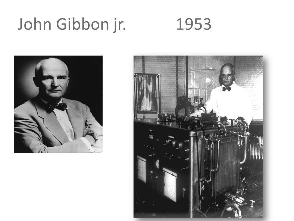 John Gibbon jr. 1953